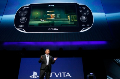 """People love the vita once they get their hands on it"" -Trenton"