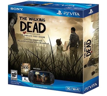 The Walking Dead Vita Bundle