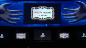 Just one of the new media apps coming to PSN