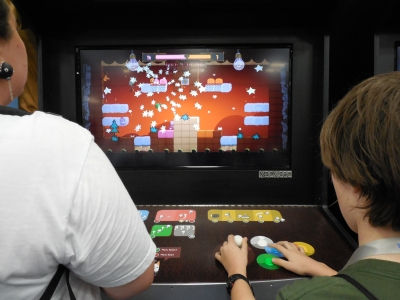 BattleBlock Theater in action!